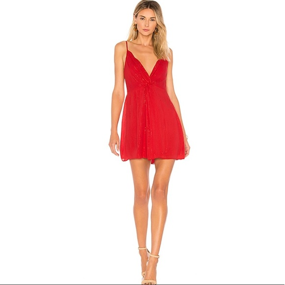 House of Harlow 1960 x REVOLVE Sharon Dress in Red